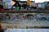 Baugrube Graz Lend